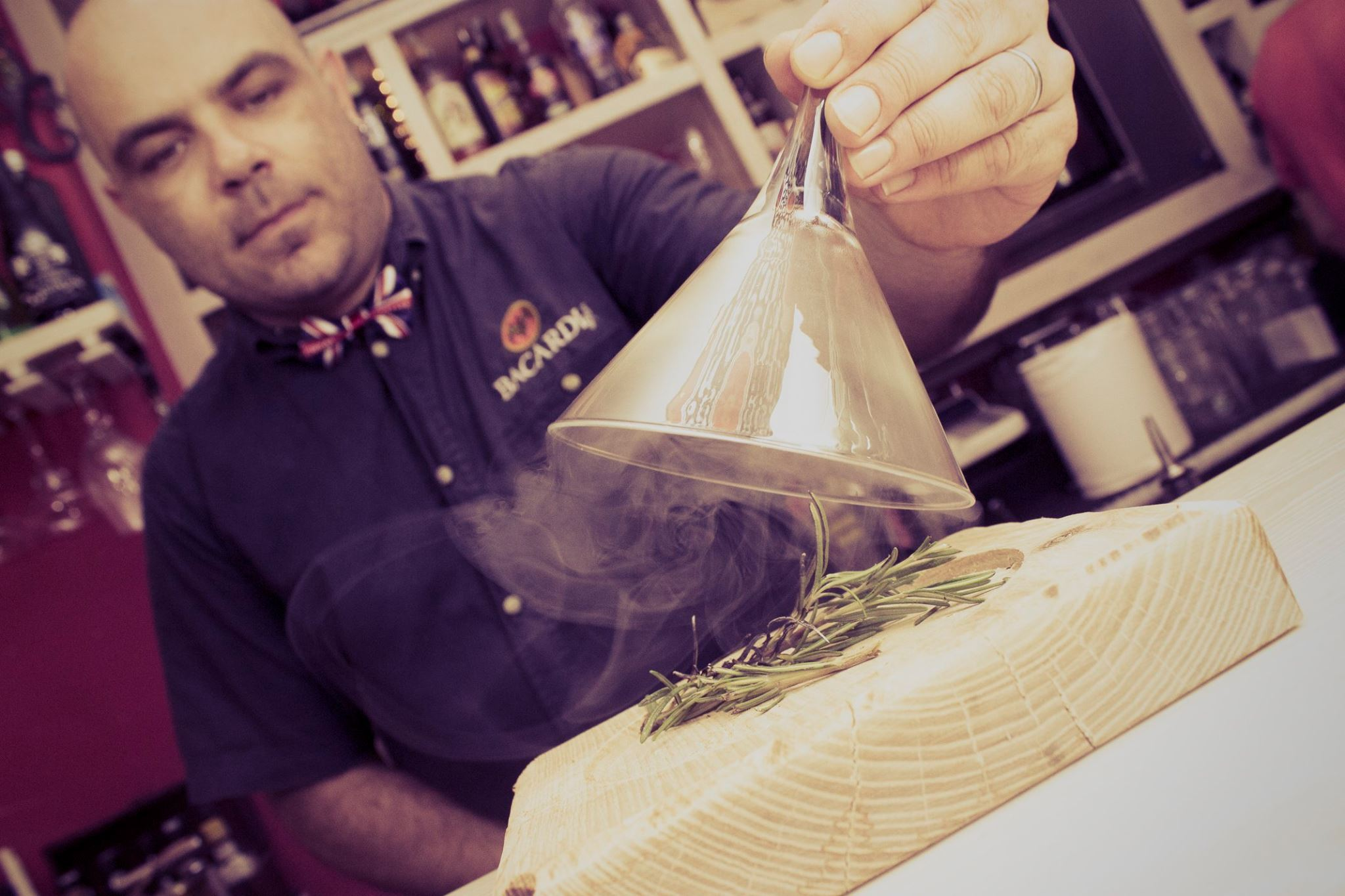 Fabio Camboni Bartender Mixology Barman School